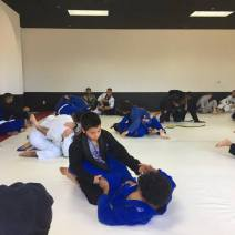 Open mat at our Open House