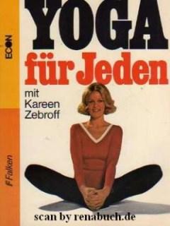 Yoga für Jeden mit Kareen Zebroff