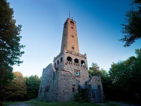 Bismarckturm Bad Dürkheim - Dominik Ketz / Rheinland-Pfalz Tourismus GmbH