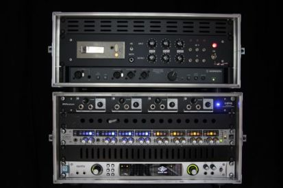 Mic-Preamps / Wandler