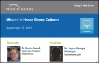 Missio Nexus honor-shame webinar Jayson