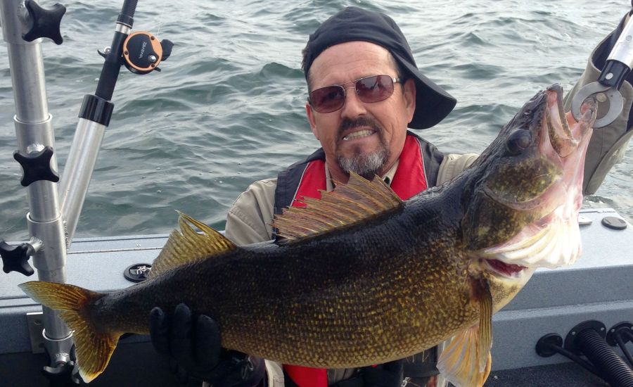 Bay Of Quinte Fishing Charter