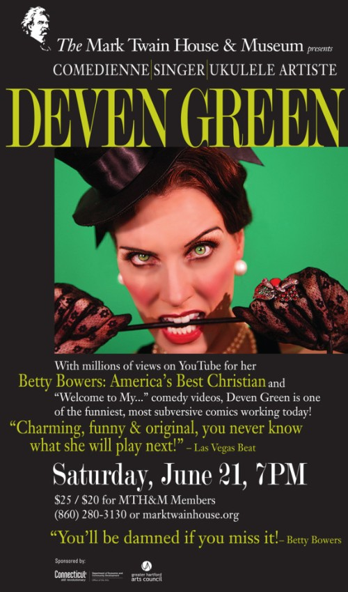 An Evening with Deven Green 10