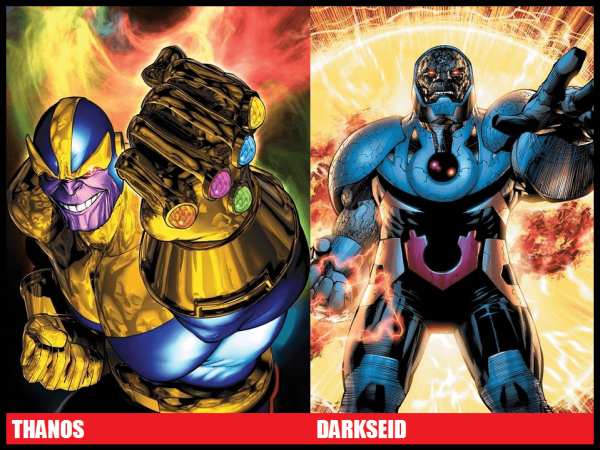 NS4W Consensus: Thanos > Darkseid