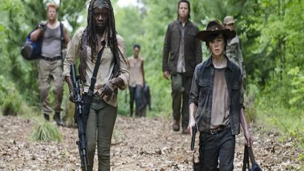 WHAT THE WALKING DEAD: STRANGERS 83