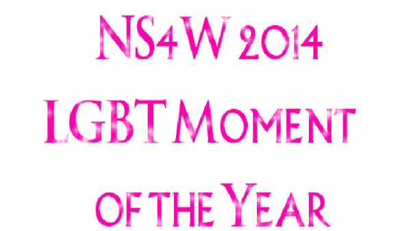 NS4W 2014 LGBT Moment of the Year 90
