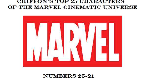 Marvel Week: The Top 25 Marvel Cinematic Universe Characters (25-21) 87
