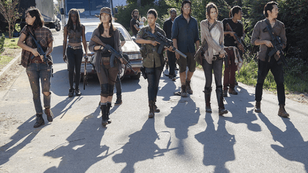 What The Walking Dead: Remember 18