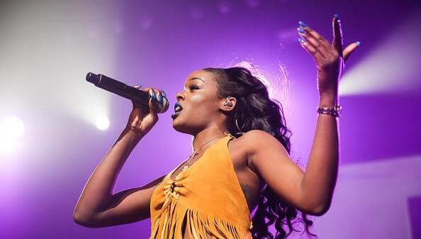 Spencer's Spotlight: Azealia Banks Takes on Los Angeles 73