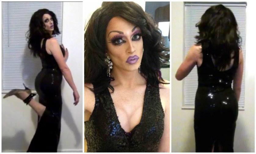 Miss NotSafe4Werk.com 2015 Pageant Evening Gown Videos 75