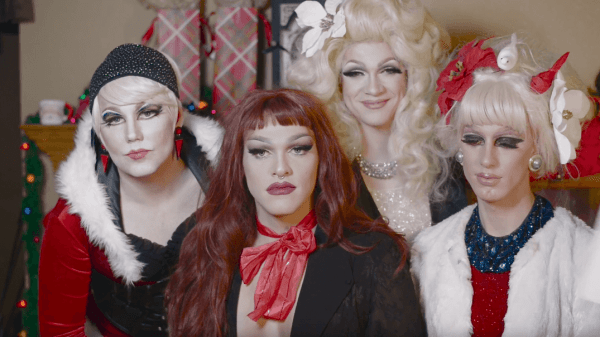 WERRRK.com Presents: Drag Queens Telling Christmas Stories Drunk 128