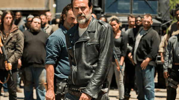 What the Walking Dead: Service 77