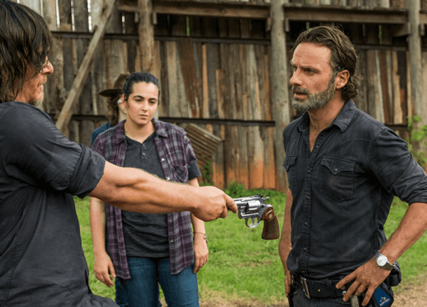 What The Walking Dead: Hearts Still Beating 86