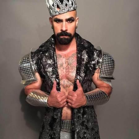 WERRRK.com 2016 Drag Awards: Mr. Los Angeles 105