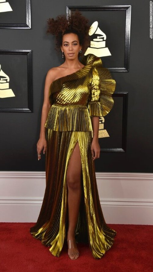 A Haute Second with Spencer: The 2017 Grammy Awards 97