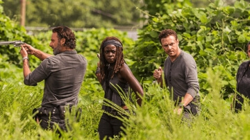 What the Walking Dead: Rock in the Road 120