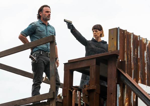 What the Walking Dead: The First Day of the Rest of Your Life 82