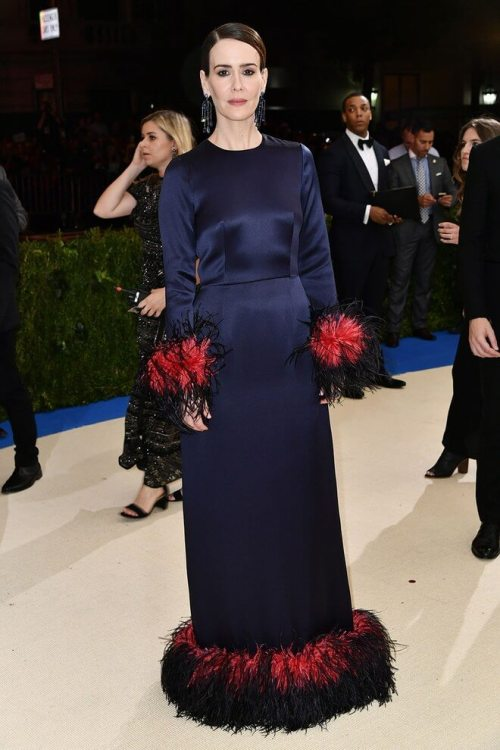 A Haute Second with Spencer: The Met Gala 127