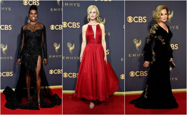 A Haute Second with Spencer: The Emmys 2017 97