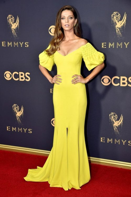 A Haute Second with Spencer: The Emmys 2017 85