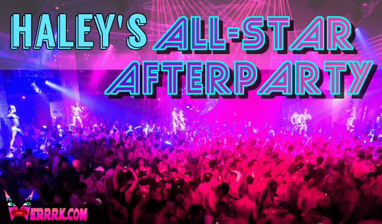 Haley's All-Star Afterparty: Divas Lipsync Live 37