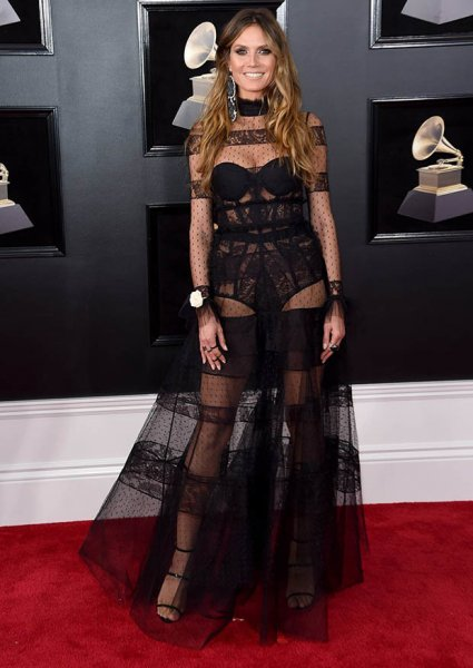 A Haute Second with Spencer: The Grammys 2018 101