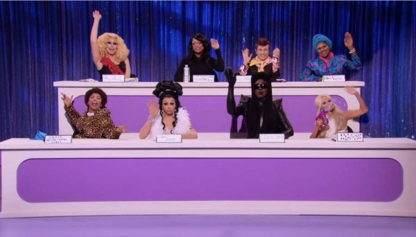Haley's All-Star Afterparty: Snatch Game 39