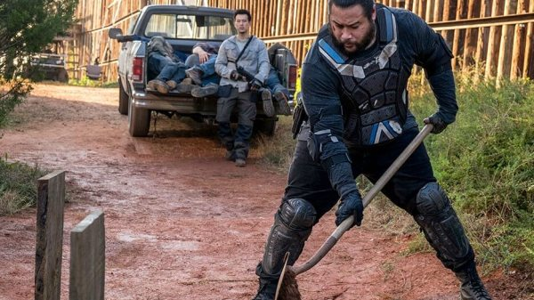 What The Walking Dead: Do Not Send Us Astray 136