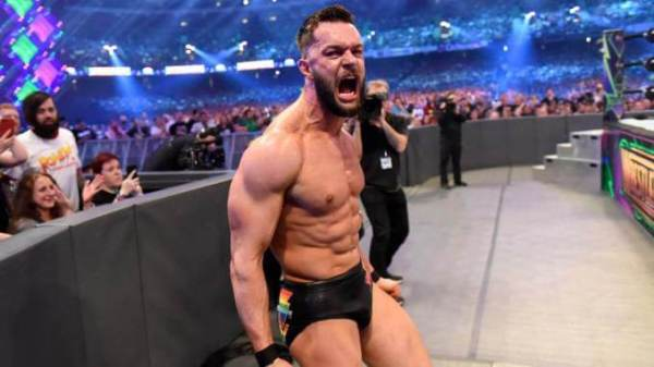 Finn Balor's Club Is For Everyone! 99