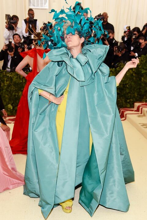 A Haute Second with Spencer: The Met Gala 2018 82