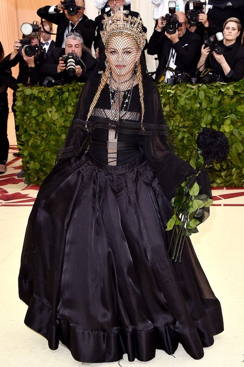 A Haute Second with Spencer: The Met Gala 2018 109