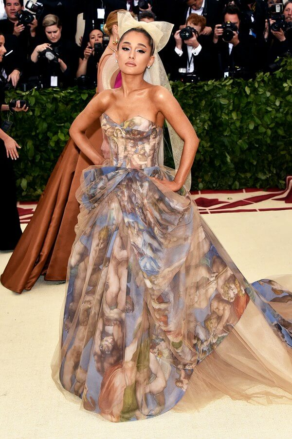 A Haute Second with Spencer: The Met Gala 2018 80