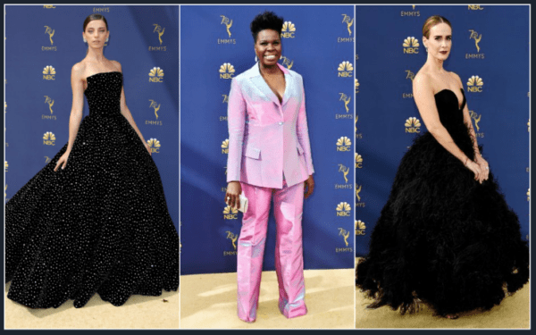 A Haute Second with Spencer: The Emmys 2018 119