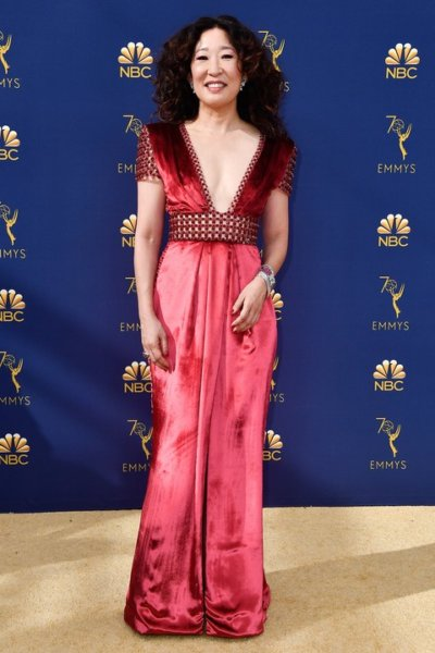 A Haute Second with Spencer: The Emmys 2018 115