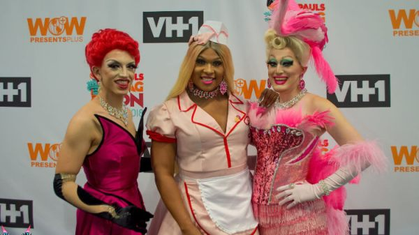 PEPPERMINT INTERVIEW: WERRRK.com's COVERAGE OF RUPAUL'S DRAGCON NYC  2018 73