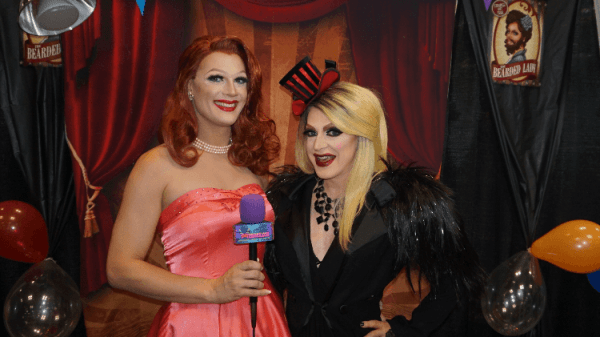 PANDORA BOXX INTERVIEW: WERRRK.com's COVERAGE OF RUPAUL'S DRAGCON NYC  2018 97