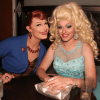 Backstage 'Berry: Paige Turner at WTF Wednesday Finale 4