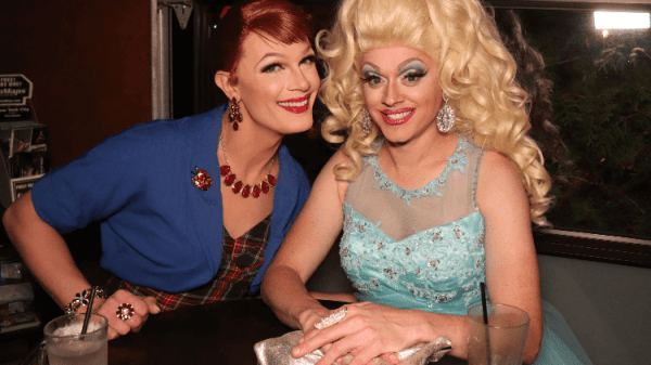 Backstage 'Berry: Paige Turner at WTF Wednesday Finale 3