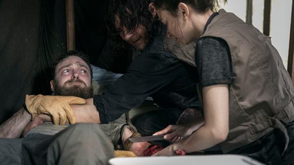 What The Walking Dead: The Bridge 108