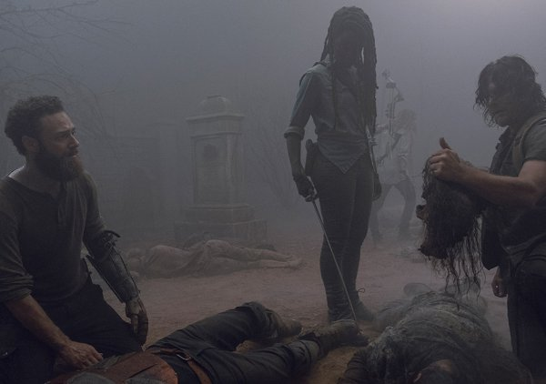 What The Walking Dead: Evolution 91