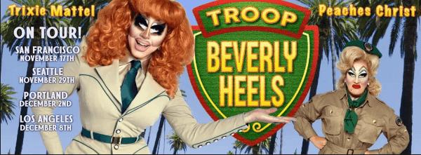 Troop Beverly Heels 73