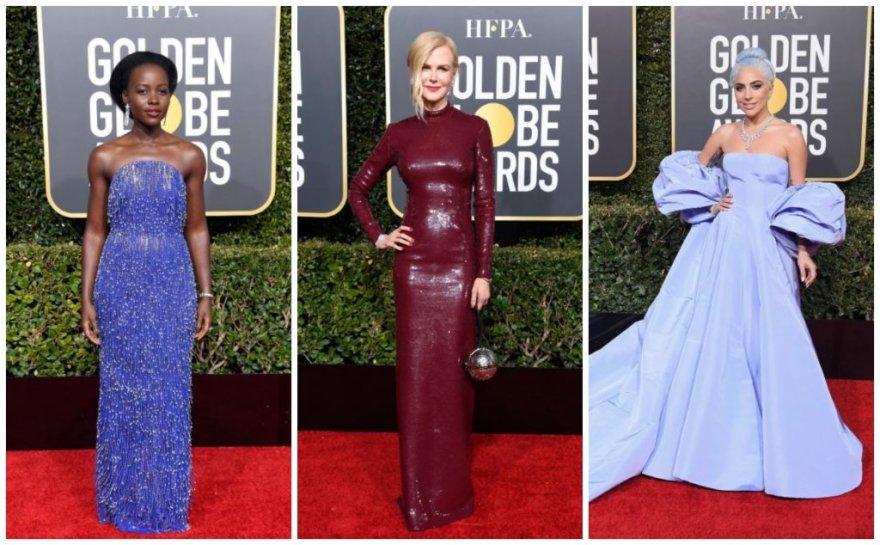 A Haute Second with Spencer: The Golden Globes 2019 109