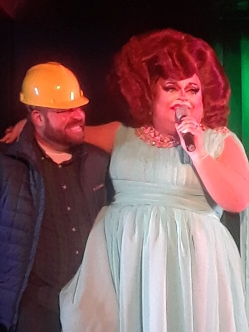 Ginger Minj Milks the Laughs in Her Latest NYC Show 77