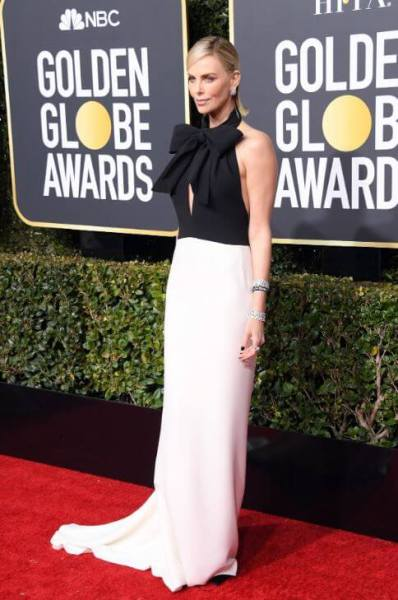 A Haute Second with Spencer: The Golden Globes 2019 82