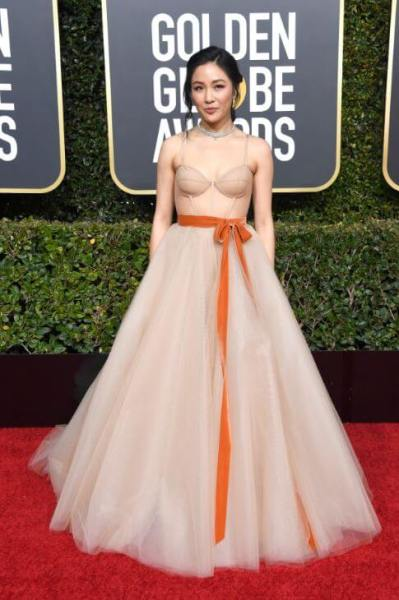 A Haute Second with Spencer: The Golden Globes 2019 106