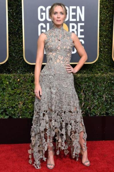 A Haute Second with Spencer: The Golden Globes 2019 85
