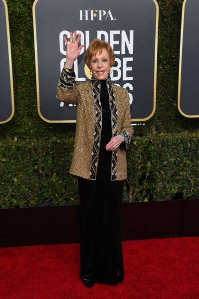 A Haute Second with Spencer: The Golden Globes 2019 83