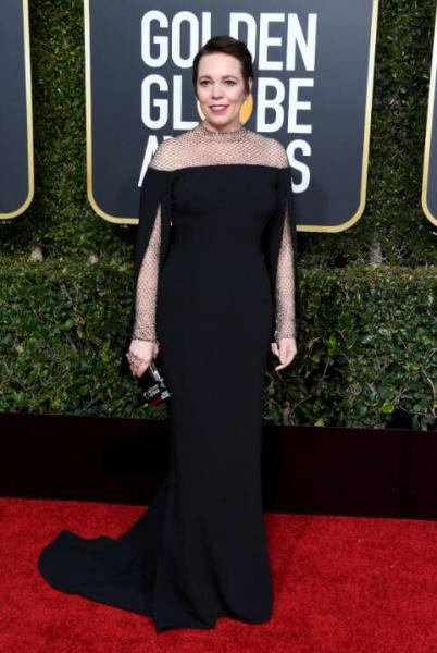 A Haute Second with Spencer: The Golden Globes 2019 95