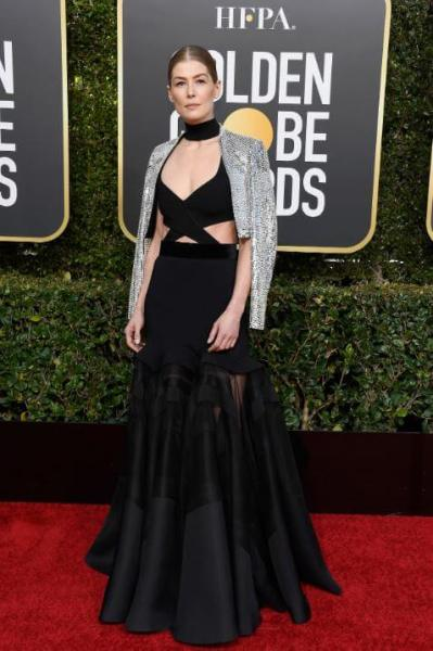 A Haute Second with Spencer: The Golden Globes 2019 103
