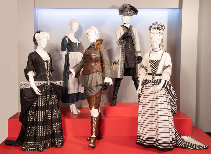 """A Haute Second with Spencer: The 27th """"Art of Motion Picture Costume Design"""" Exhibition 9"""